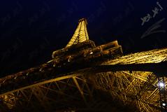 La Tour Eiffel (محمد بوحمد بومهدي) Tags: sky paris france tower night nikon europe eiffel 28300mm 28300 d600 buhamad