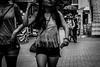 Ops! Too Close | Santorini Park | Bangkok 2016 (Johnragai-Moment Catcher) Tags: people photography street asia streetphotography streetfashion johnragai johnragaiphotos johnragaistreet johnragaibw blackwhite blackandwhite bangkokstreet santorinipark