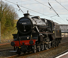 45212 (lifeboat1721) Tags: black5 blackfive lancaster loco steam steamengine steamlocomotive ianriley