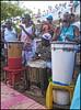 (wilphid) Tags: riovermelho salvador bahia brasil brésil mer océan atlantique rivage plage fête iemanja yemanja orixas religion afrobrésilien personnes
