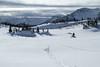Rock Isle lake (MetallYZA) Tags: 2017 canada alberta banff sunshinevillage mountains montagnes rockies rocheuses neige winter snow hiver snowshoeing raquettes