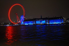 Red Eye - London (chad_shahin) Tags: london night thames londoneye millenniumwheel ilce6000