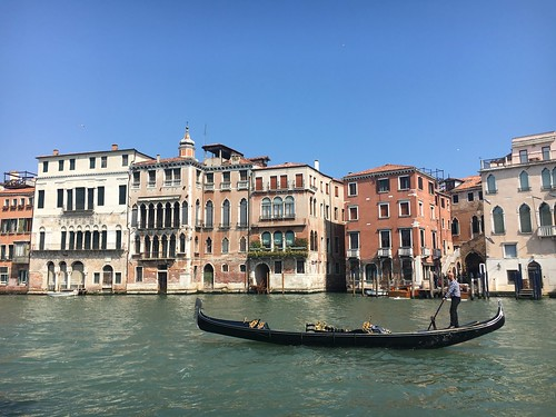 vikingstar europe vacation cruise veniceitaly venezia veneto canal water