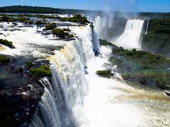 iguazu cascate 2 (fabiorizzo72) Tags: argentina el calafate iguazu cascate travel landscape viaggi waterfalls acqua water