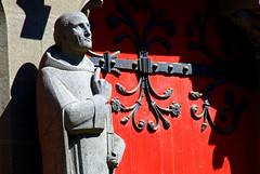 VANNES (Explore ) (Marie-Laure Larère) Tags: vannes porte ferronnerie statue explore