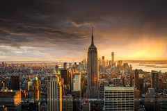 New York City (betty wiley) Tags: newyorkcity bigapple empirestate bettywileyphotography sunset nyc