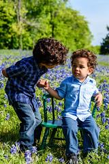 _JBH4842.jpg (Jordan B. Hartman) Tags: 85mm18 d750 elijah isaac kids nikon bluebonnet nature portrait