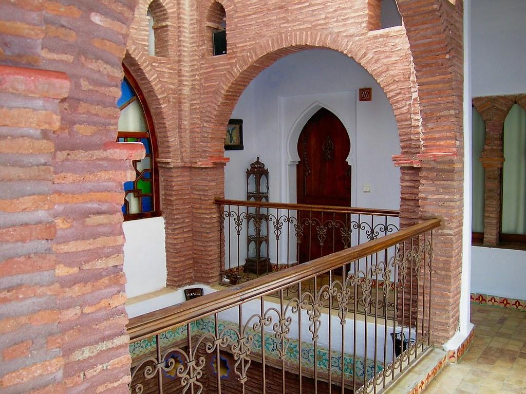 Maison marocaine maison marocaine 101 m2 el fida 2 faade for Achat maison maroc