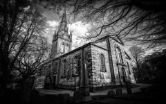 The Kirk of St Nicholas.jpg (___INFINITY___) Tags: aberdeen bw churchyard kirkofstnicholas architect architecture building canon church darrenwright dazza1040 eos infinity scotland