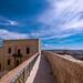 Blue sky over Gozo