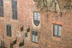 Reflection of a castle (Infomastern) Tags: torup castle reflection slott water