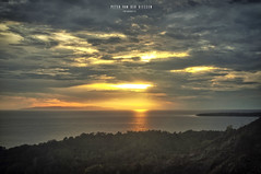 Indonesia - Raja Ampat: Sunset pov at top Manyaifun (Day 5 of 14) (Exper!ence it) Tags: indonesia rayaampat raja ampat amazing nature islands ocean sea remote pristine coral reef nikond300 1635mm sunset sunlight skies