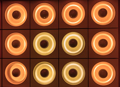 Spiegel-Kantine (michael_hamburg69) Tags: hamburg germany deutschland museum museumfürkunstundgewerbe exhibition design spiegel kantine orange steintorplatz 1969 designer vernerpanton psychedelic mkg furniture möbel 60s 60er jahre spiegelverlag 70er 70s color photowalkmitkatringlaesmann