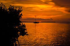 Key Largo Sunset (James W Atkins) Tags: sunset keys sunsets florida floridakeys marriottkeylargo thekeys key sun summer south