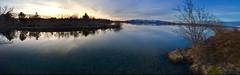 Iceland (maireadarmstrong) Tags: lake sunset icelandreykavik