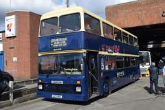 G129 NRC (markkirk85) Tags: nottingham heritage vehicles bus buses leyland olympian northern counties south notts new gotham 81989 129 g129 nrc g129nrc