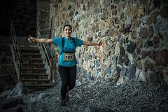 121 (Melissa Maples) Tags: alanya turkey türkiye asia 土耳其 nikon d3300 ニコン 尼康 nikkor afs 18200mm f3556g 18200mmf3556g vr spring alanyaultramarathon race beach roman ancient ruins hill alanyacastle castle staircase steps stairs athlete runner woman