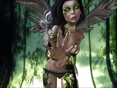 Reaching for... (juniper.roxley) Tags: plastik fantasy lelutka vistabento decoy storybook