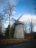 DSC_1286 (vargandras) Tags: haihara tampere suomi finland windmill sky moon tree building 1685mmf3556gvr
