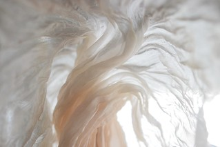 ...tree of cloth...Cloth/Textile MacroMondays...