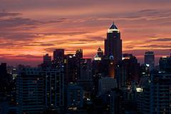Krungthep Skyline from Asok (d5e) Tags: thailand bangkok krungthep