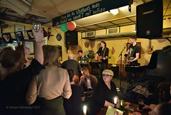 Falke and friends, The Old Dubliner Hamburg, 1/2017 (hinnerk_rue) Tags: falke live irishpub hamburg harburg music stage lämmertwiete