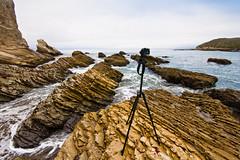DSC00036 (eddyizm) Tags: a100 alpha california camping coast eddyizm eduardocervantes morrobay ocean pacific sony waves