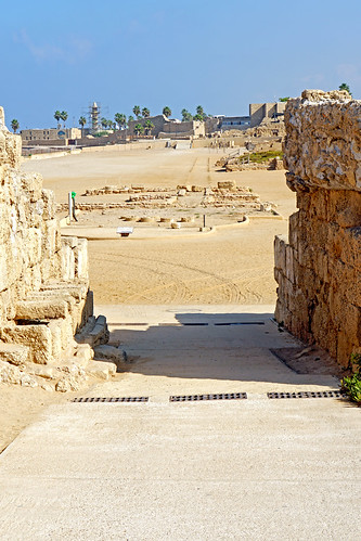 Israel-04858 - Entering the Hippodrome