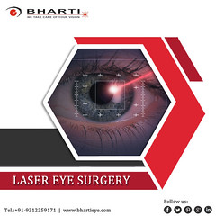 Pain-free Laser Eye Treatment to it's valued patients & patrons for better Vision result..!! (bhartieye) Tags: bharti eye eyecare delhi services retina refractive asthetics care cataract lasik catract laser surgery phacoemulsification phacocataract phacoemulisification ophthalmology oculoplasty hospital foundation glaucoma glucoma