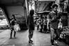 Contrast of Street Life | Bangkok 2016 (Johnragai-Moment Catcher) Tags: people photography humaninterest street streetphotography streetlife juxtaposition blackandwhite blackwhite momentcatcher monocrome bangkokstreet johnragai johnragaiphotos johnragaistreet johnragaibw