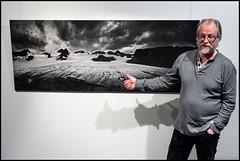 Heikki Willamo (Jonas Thomén) Tags: heikki willamo photographer fotograf artist konstnär portrait porträtt photograph fotografi photo foto utställning exhibition salo finland konstmuseum taidemuseo artmuseum