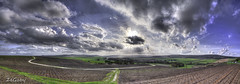 Spring (ZeGaby) Tags: champagne landscape pentax35mm pentaxk1 vineyards panorama panoramic paysages hdr tauxièresmutry grandest france fr