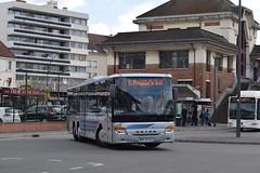DSC_0056 (Info Réseau RATP - Claude-Henry NTARI-SOUTARSON) Tags: transdev rambouillet setra s 417 ul s417ul albatrans massypalaiseau
