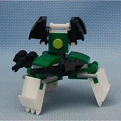 Triskelion Mk.2 (Mantis.King) Tags: lego legogaming legomecha moc mechaton mobileframezero mfz mf0 microscale mecha mech multiped scifi futuristic triskelion wargames
