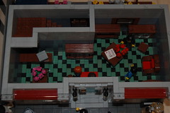 Furniture shop 1 (sander_koenen92) Tags: lego modular house doctor dalek weeping angel jewelry food store