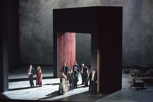 The challenges of bringing <em>The Exterminating Angel</em> to the stage