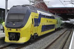 VIRM 9556 (Groene VIRM) ([Publicer Transport] Ricardo Diepgrond) Tags: virm 9556 trein eneco ns groene windenergie lelystad centrum intercity vlissingen