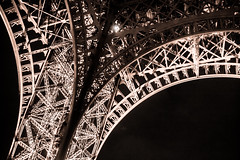 Eiffel Tower close up view, Paris, 2017 (Tatsiana Volskaya) Tags: architecture below blackcolor capitalcities champdemars city citylife citystreet closeup colorimage composition constructionframe constructionmaterial copyspace eiffeltower environment europe europeanculture facade famousplace france frenchculture fulllength glitter goldcolored history horizontal iledefrance illuminated internationallandmark ironmetal july lighteffect lightning metallic night nopeople old oldtown outdoors parisfrance photography quartierdutrocadero symbol tower travel traveldestinations eiffel tour paris