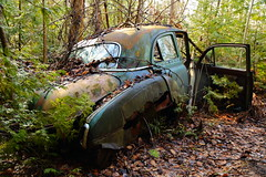 IMG_2741 (Irina Souiki) Tags: rusty crusty cars mcleansautowreckers milton ontario old oldcars