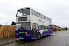 JMB Travel, Newmains S781RVU (busmanscotland) Tags: jmb travel newmains s781rvu s781 rvu volvo olympian alexander r type greater south manchester stagecoach buses east scotland strathtay blairgowrie