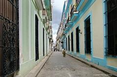 Streetview  Havana (DirkVandeVelde on and off) Tags: cuba habana havana street straat rue noordamerika northamerica caraïben