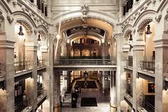 Madrid-Palacio de Cibeles (prodicio) Tags: samsungnx1000 madrid palaciodecibeles arquitectura arquitecture 16mm
