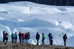 in front of the glacier (rafpas82) Tags: svinafellsjokull iceland tourists ice glacier ghicciaio nikond7000 70300tamron 70300 tamron70300 nikon easter 2017