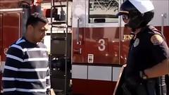 My_film4 (georgviii4) Tags: arrest jail handcuff uniform inmate