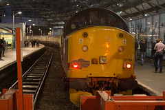 On the blocks (daveymills31294) Tags: drs 37716 liverpool lime street pathfinder tours everywhere again class 37 377