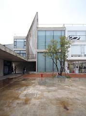 IMG_8052 (trevor.patt) Tags: archiunion art gallery westbund shanghai architecture concrete shuttering hyperbolicparaboloid china cn