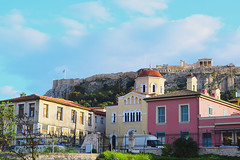 View towards the Acropolis (Nicolay Abril) Tags: atenas athens greece αθηνα ελλάδα athènes grèce athen griechenland atene grecia atina yunanistan
