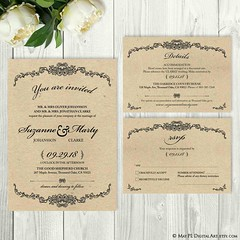 Rustic classic style, new easy to edit vintage Victorian wedding invitation set http://etsy.me/2pUbszi #rustic #classic #easy #vintage #victorian #weddings #invitation #invitations #invites #vintageshop #vintagestuff #vintagestores #vintagelook #vintagest (maypldigitalart) Tags: quaint lovelove weddingdeco mywedding vintage best traditional invitations classic easy invites vintagestyle bride charming vintagelook vintageshop old invitation lovelovelove vintagelove unique rustic weddingdesign vintagestores victorian weddings loveweddings vintagestuff vintagewedding
