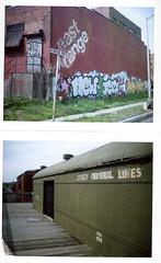 (.tom troutman.) Tags: polaroid land 250 instant film analog fuji fp100c nj eastorange jerseycity