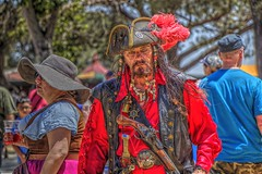 Why so surly? (Michael F. Nyiri) Tags: renaissancepleasurefaire southerncalifornia history elizabethanengland california irwindaleca costume historical pirate